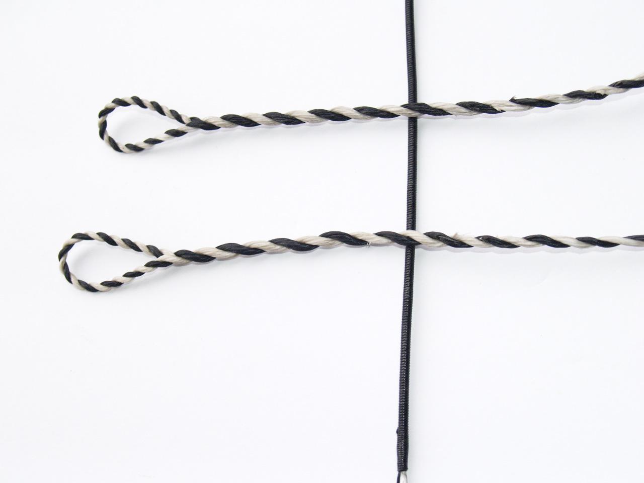 12-strand B55 Flemish Twist Bowstring