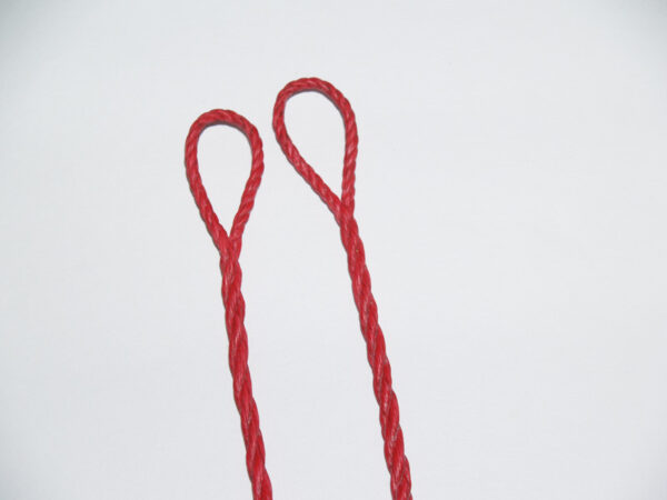 D97 Flemish Bowstring End Loops