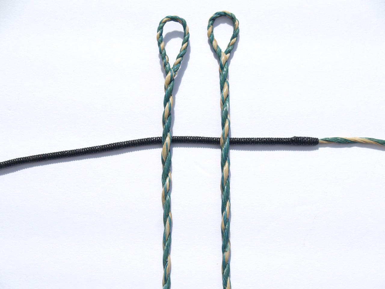 Mercury Flemish Twist Bowstring